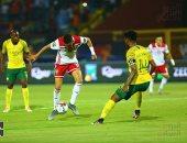 المغرب يهزم جنوب أفريقيا 0/1 ويتصدر مجموعته