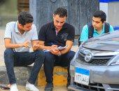 طلاب الثانوية العامة يؤدون امتحان اللغة الأجنبية الثانية