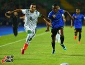 ملخص وأهداف مباراة تنزانيا ضد الجزائر فى أمم أفريقيا