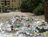 قارئ يشكو من انتشار القمامة بشارع عبد الحميد حمودة بإمبابة