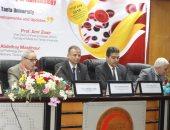 نائب رئيس جامعة طنطا يفتتح اللقاء العلمى للجمعية المصرية لأمراض الدم