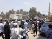 فيديو وصور.. تشييع جنازة محمد العباسى أول من رفع العلم المصرى فى حرب أكتوبر