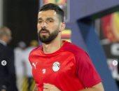 عبد الله السعيد يغادر مواجهة بيراميدز وطنطا بعد تعرضه لإصابة قوية