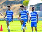 خالد جلال يشيد بـ3 ناشئين فى معسكر الزمالك بقبرص