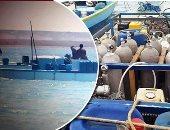 صور.. كارثة بيئية بالبحر الأحمر.. الصيادون يشكون من الصيد الجائر.. ويؤكدون: هناك عصابات تصطاد الأسماك بالبنادق ومواد كيماوية سامة ويخربون البيئة البحرية.. ومدير المحميات: سنفحص الأمر ومعاقبة المخالفين قانونا