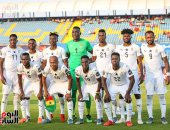 التعادل السلبي يحسم الشوط الأول بين غانا وغينيا بيساو فى أمم أفريقيا 2019