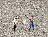 ملايين الهنود يصلون طلبا لنزول المطر فى ظل تهديدات الجفاف