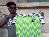 مشجع نيجيرى يشيد بالتنظيم المصرى لكأس الأمم الأفريقية