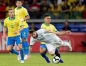 الاتحاد الأرجنتينى يتقدم بشكوى ضد حكم مباراة البرازيل والتانجو