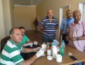 صحة جنوب سيناء تبدأ بفحص موظفيها للكشف عن تعاطى المخدرات باﻹدارات الصحية