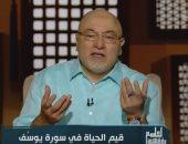 """فيديو.. خالد الجندى: تفسير الأحلام """"فهلوة"""" وكتاب ابن سيرين مزور"""