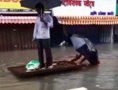 ارتفاع حصيلة انهيار سد فى الهند إلى 11 قتيل على الأقل وفقد 13 آخرين