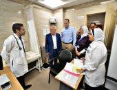 إجراء أول عملية زرع قرنية وقسطرة قلبية بمنظومة التأمين الصحى الجديدة ببورسعيد