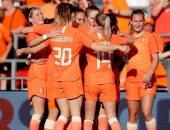 هولندا تضرب موعدا مع الولايات المتحدة بنهائى مونديال السيدات