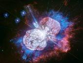 تلسكوب هابل يلتقط صورة لنجم منفجر.. اعرف التفاصيل