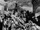 """كيف قاوم العالم """"الموت الأسود""""؟.. الطاعون فى العصور الوسطى جاء من الهند والصين واكتسح القارة العجوز.. أوروبا تخسر فى القرن الـ 15 حوالى 35 مليون إنسان فى سنتين.. والحجامة ظلت مسيطرة على محاولات مكافحة الوباء"""