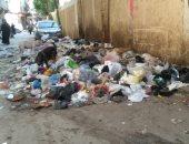 قارئ يشكو من انتشار القمامة بشارع العرب بالشربية