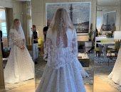 شاهد.. أول صور رسمية من زفاف صوفى تيرنر وجو جوناس