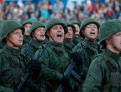 عروض عسكرية واحتفالات فى بيلاروسيا بمناسبة يوم الاستقلال