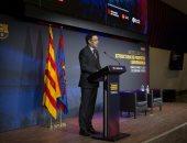 نيمار سبب استقالة رئيس برشلونة.. وبارتوميو يتولى مهامه