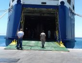 بدء سفر 30 ألف راكب من عمالة خدمة الحجاج بميناء سفاجا