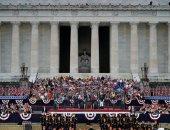 فيديو.. عرض عسكرى للجيش الأمريكى فى احتفالات الولايات المتحدة بعيد الاستقلال