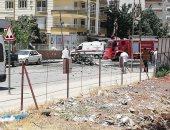 صحيفة تركية: هجوم مسلح بإسطنبول .. رجل منتقب يفتح النار على 3 أشخاص