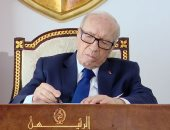 مستشار الرئيس التونسى: السبسى سيوجه كلمة للشعب خلال أيام