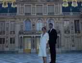 ديفيد وفكتوريا بيكهام يحتفلا بعيد زواجهما الـ20 بجولة بقصر فرساى