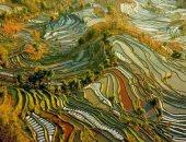 لو روحت الصين قبل كده يبقى أكيد شفتها.. منحدرات الأزر أجمل المناطق السياحية