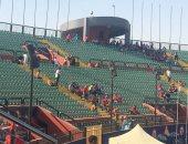 صور.. جماهير المغرب تتوافد على استاد السلام لمؤازرة أسود الأطلسى أمام بنين