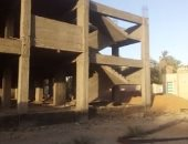 شكاوى من تأخر بناء مدرسة بادفو فى أسوان