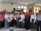 """إطلاق مبادرة """"دعم صحة المرأة"""" للكشف عن سرطان الثدى بالإسكندرية (صور)"""