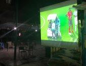 """صور..""""الشباب و الرياضة""""بالإسكندرية: مراكز الشباب شهدت إقبالا خلال أمم أفريقا"""