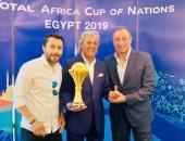 أحمد حسن: بيبو وأبو زيد وماجر سبب حبى لكرة القدم