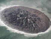 """صور.. المحيط الهندى يبتلع """"جزيرة الزلزال"""" بعد 6 سنوات فقط من تكونها"""