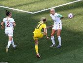 السويد تحقق المركز الثالث فى كأس العالم للسيدات بالفوز على إنجلترا