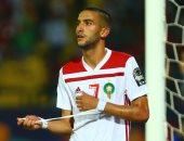 حكيم زياش يرد على شائعات اعتزاله اللعب دوليًا مع المغرب