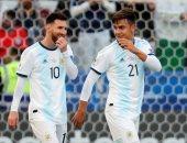 الأرجنتين تحرز المركز الثالث بكوبا أمريكا بفوز صعب على تشيلي.. فيديو