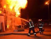 مصرع 3 عمال نتيجة اندلاع حريق فى مصنع بالعاصمة الهندية نيودلهى