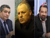 استقالة هانى أبو ريدة من رئاسة اتحاد الكرة رسمياً.. وإقالة أجيري