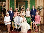 صور جديدة لآرتشى نجل الأمير هارى وزوجته ميجان بمناسبة تعميده