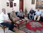 رئيس المنطقة الأزهرية بالإسكندرية يبحث أخر الاستعدادات لامتحانات الدور