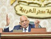 """رئيس البرلمان للأعضاء: """"متجلسوش فى مقاعد الوزراء.. ملهاش حصانة"""""""