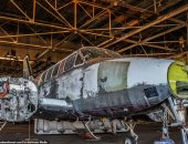 شاهد.. قاعدة أمريكية لتدريب الطيارين فى الحرب العالمية الثانية