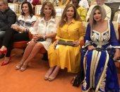 شاهد.. ليلي علوي وإيناس الدغيدي وبوسي شلبي بمهرجان موسم أصيلة الدولى