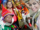 مشجعو مدغشقر بعد تأهلهم لدور الثمانية: فخورون بمنتخبنا فى أولى مشاركاته بأمم أفريقيا