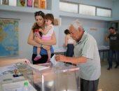 بدء التصويت فى انتخابات اليونان البرلمانية