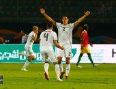 الجزائر ضد غينيا.. بلايلى يمنح محاربى الصحراء الهدف الأول بالدقيقة 24