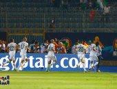 ملخص وأهداف مباراة الجزائر ضد غينيا فى أمم أفريقيا 2019